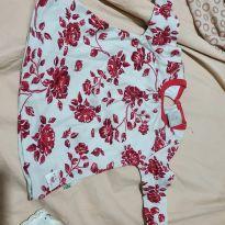 duas peças de roupas para bebê nova - 3 a 6 meses - Hering Baby e Puc Baby