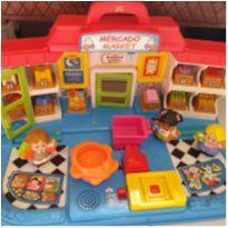 mercado little people fisher price -  - Fisher Price