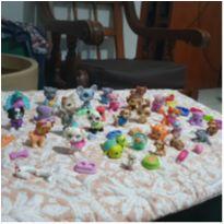 lote pet shop littlest -  - Hasbro