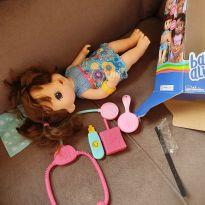 Boneca baby alive bebê doces lágrimas -  - Hasbro