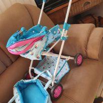 carrinho de bebê da Frozen - novo -  - Disney
