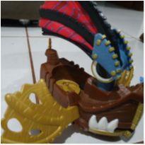 Barco pirata  imaginext -  - Hasbro