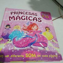 livo das princesas -  - Disney