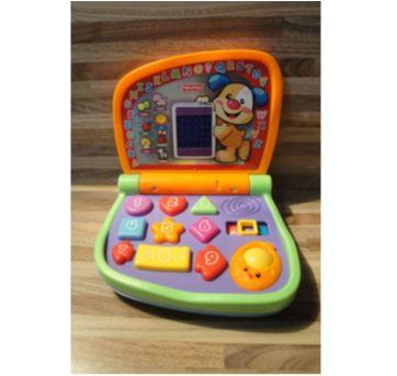 laptop fisher price funcionando - Sem faixa etaria - Fisher Price