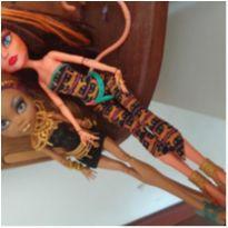 2 bonecas monster high originais -  - Monster High