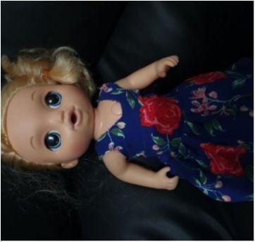 R$ 280 2 Bonecas Baby Alive Que Choram Doces Lagrimas - Originais - Sem faixa etaria - Hasbro