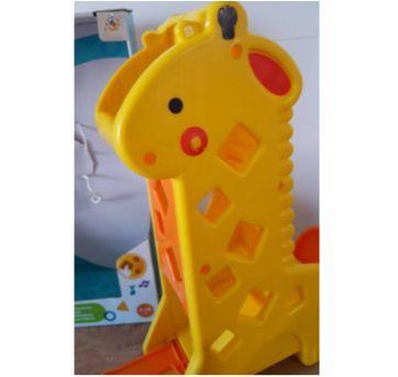 Girafa musical e telefone fisher price - Sem faixa etaria - Fisher Price