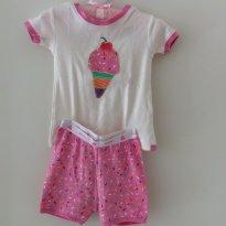 Pijama Baby Gap - 3 a 6 meses - Baby Gap