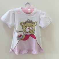 Pijama Cara de Criança - 9 a 12 meses - Cara de Criança