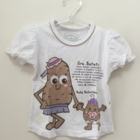 Pijama Cara de Criança - 1 ano - Cara de Criança