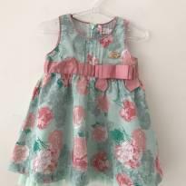 Vestido Milon - 9 meses - Milon