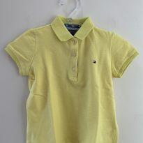 Polo Tommy Hilfiger - 4 anos - Tommy Hilfiger