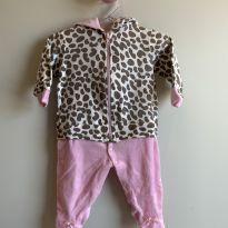 Macacão Keko Baby - 0 a 3 meses - Keko Baby
