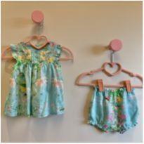 Vestido Up Baby - 9 a 12 meses - Up Baby