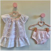 Vestido Precoce - 9 a 12 meses - Precoce