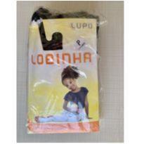Meia-Calça Lobinha - 4 anos - Lupo