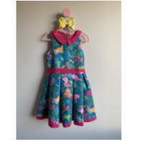Vestido Mon Sucrê (Novo com Etiqueta) - 8 anos - Mon Sucré