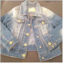 Jaqueta Jeans - 4 anos - Zara