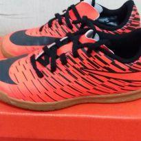 Chuteira Nike Futsal Laranja n°31