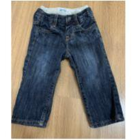 Calça jeans forrada - 1 ano - Baby Gap