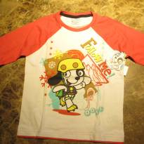 Camiseta Discovery Kids - 4 anos - discovery kids