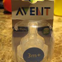 58-Refil bico de mamadeira 3M+AVENT -  - Avent Philips