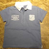 75-Camisa Polo Cheeky Baby 18m - 18 meses - Cheeky