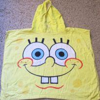 33-Roupao Bob esponja Nickelodeon -  - nickelodeon