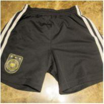 118-Shorts adidas ( selecao alema ) 5 anos - 5 anos - Adidas