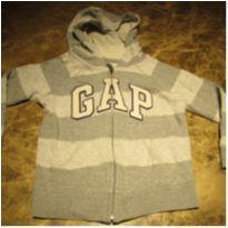 115 Casaco em moletom Baby gap 5T - 5 anos - Baby Gap