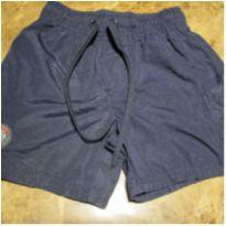 119-Shorts Fuzarca  Tamanho 06 - 3 anos - Fuzarka