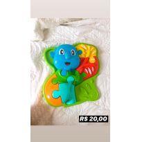 Quebra Cabeça Bebê Animal Puzzle 3d Coala - Sem faixa etaria - Calesita