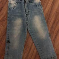 Calça Jeans Babies - 1 ano - Babies