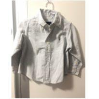 Camisa Social Ralph Lauren 18 meses - 18 meses - Ralph Lauren