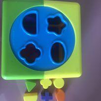 Brinquedo encaixe e outros original -  - Não informada