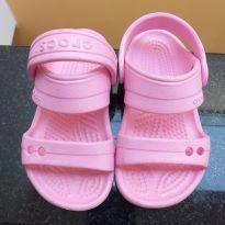 Sandália CROCS Classic Sandal, tamanho C8 - 26 - Crocs