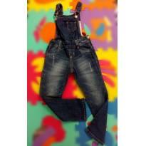 Macacão Jeans  Novissimo - 24 a 36 meses - Baby Way