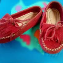Sapato Mocassim Infantil - 25 - Poim, Cherokee e Up Baby