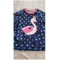 Camisetas com proteção UV50 45,00 cada peça - 4 anos - Lilica Ripilica e Malwee
