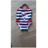 Maiô bebê com proteção UV50 - 3 a 6 meses - Lilica Ripilica