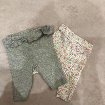 2 calças RN carters - Recém Nascido - Carter`s