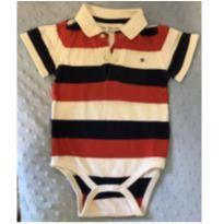 Body importado Tommy Hilfiger - 18 meses - Tommy Hilfiger
