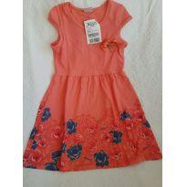 Vestido Alenice - 9 a 12 meses - Alenice