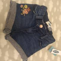 Shortinho jeans - 18 a 24 meses - Old Navy