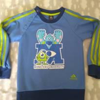 Blusa Adidas Monstros SA - 5 anos - Adidas