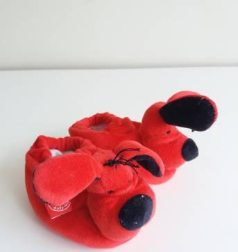 Pantufa cachorrinho - 15 - Não informada