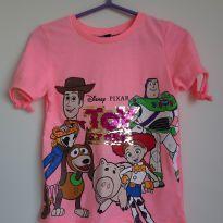 Camiseta Disney Toy Story - 5 anos - Disney