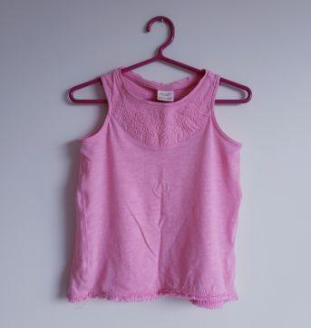 Regata Zara rosa - 5 anos - Zara