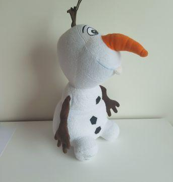 Olaf pelúcia 40cm - Sem faixa etaria - Disney