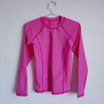 Camiseta Puket protecao solar UVA UVB - 8 anos - Puket
